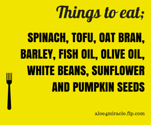 Things to eat;